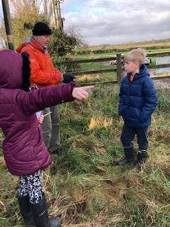 Year 5 and 6 visit Brackenhurst School of Animal, Rural and Environmental Sciences