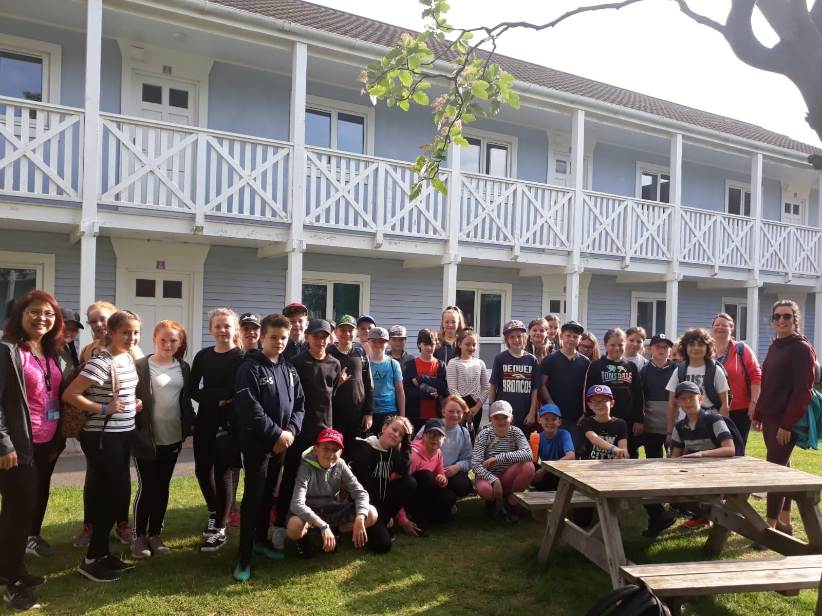Year 6's adventures at Butlins