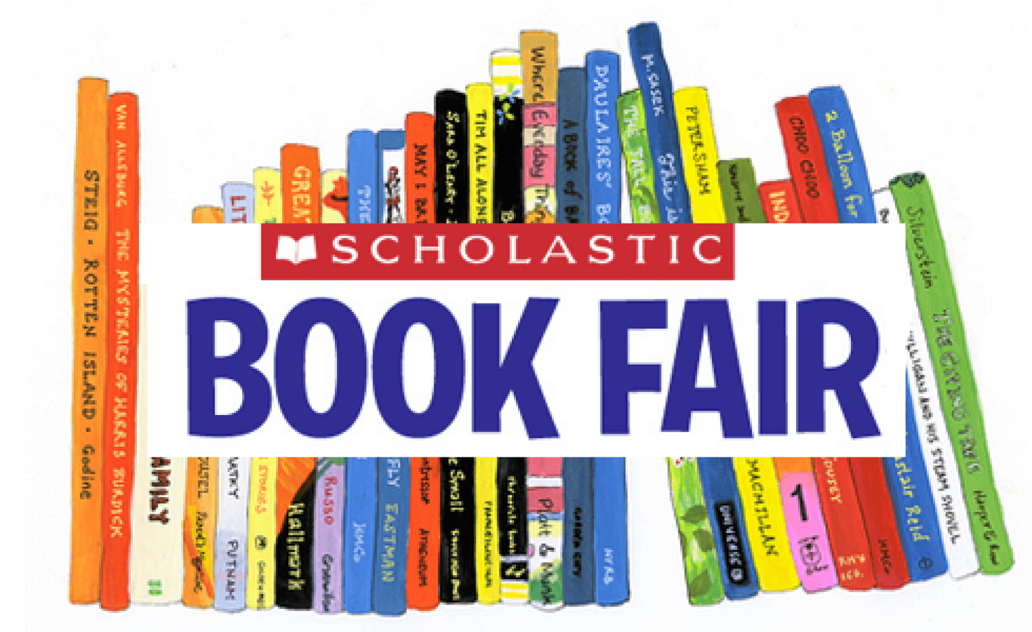 Scholastic Book Fair | 20 – 27 November 2019